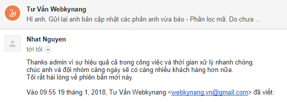 phan hoi cua khach hang - nhat nguyen